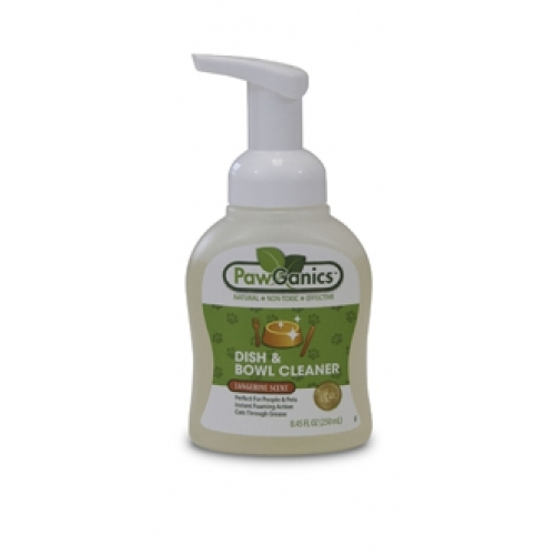 PawGanics Foaming Dish and Bowl Cleaner